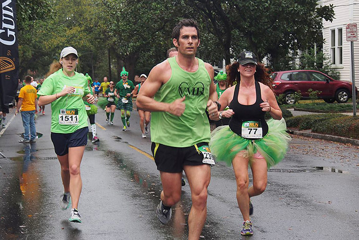 The Shamrockin' Run 8K New Orleans Event Website Is Open!