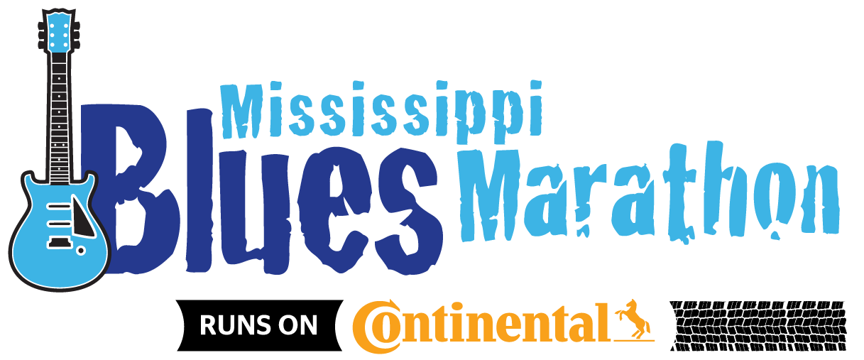 ms blues marathon color logo