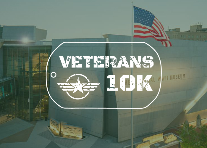 New Orleans Veterans 5K And 10K