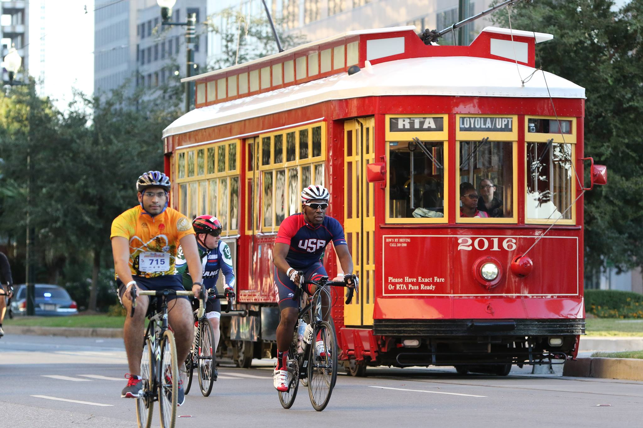 The Entergy Bike The Big Easy Website Is Open!