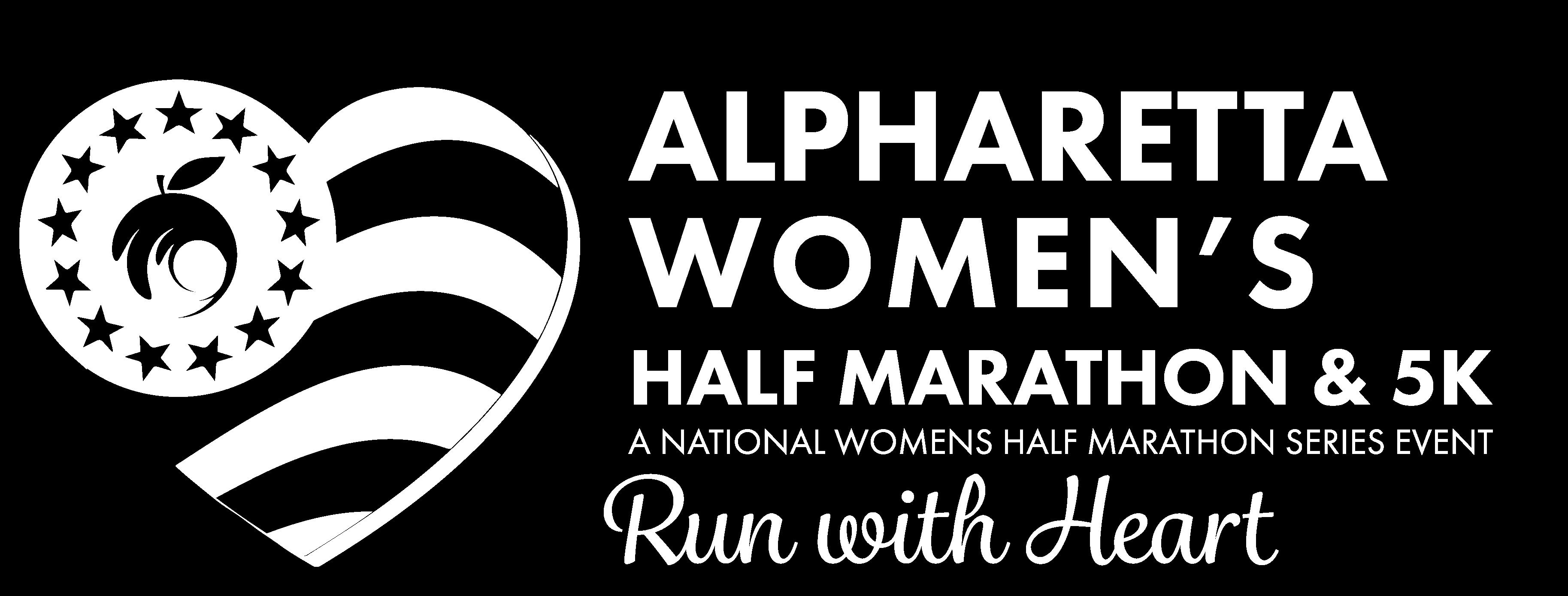 alpharetta women's half marathon & 5K
