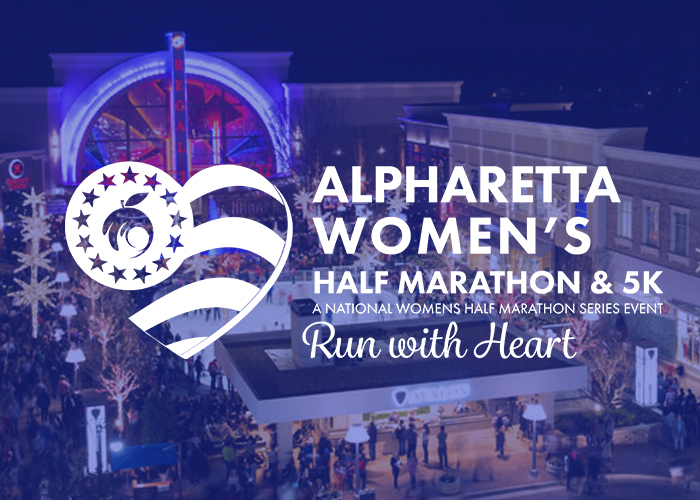 Alpharetta Women's Half Marathon & 5K Featured Image